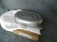 Harley Sportster Sterling Silver Air Cleaner Cover
