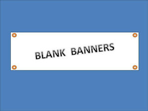 X PACK OF BLANK VINYL BANNER Oz WHITE WITH GROMMETS - Vinyl banners with grommets