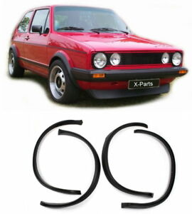 Set-de-4-Ampliacion-Guardabarros-Moldura-de-Pasarueda-para-VW-Golf-1Gti-optica