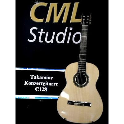 Konzertgitarre Takamine C-128