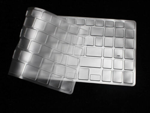 """Clear TPU Keyboard Protector Cover Skin For LG gram 15.6/"""" Laptop 15Z980"""