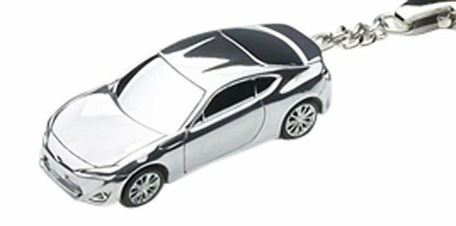 AUTOart 1 1 1 87 scale Toyota 86 key chain (aluminum) F S w Tracking  New from Japan 8c529f