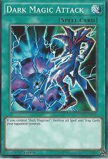 Yu-Gi-Oh tarjeta: ataque De Magia Oscura-Edición SDMY-EN026 - 1st