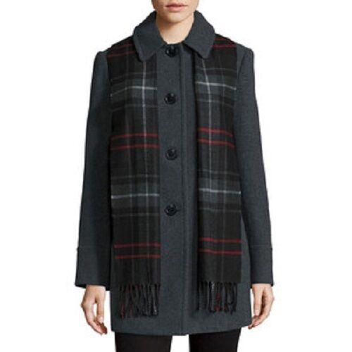 pour en 2624001 femmes Nouveau laine de manteau Bay® St foulard à mélange John's 6wqxq07St