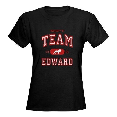 Assorted Colours  Sizes Kids Twilight Bella Edward Shirt Team Edward