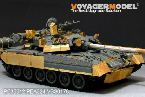 PE for T-80U Soviet//Russian Main Battle Tank 35612 VOYAGERMODEL