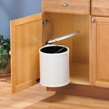 Item 1 Kitchen Under Sink Cabinet Trash Waste Garbage Can Pull Out Storage Organizer