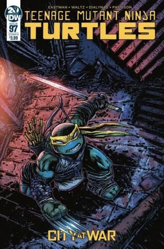 Teenage Mutant Ninja Turtles TMNTIDW COMICSNM BooksSELECT OPTION#97