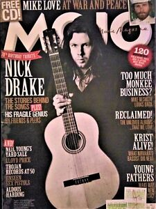 Nirvana-NICK-DRAKE-MOJO-mag-292-2018-Mike-Nesmith-Neil-Young-Sex-Pistols-NEW