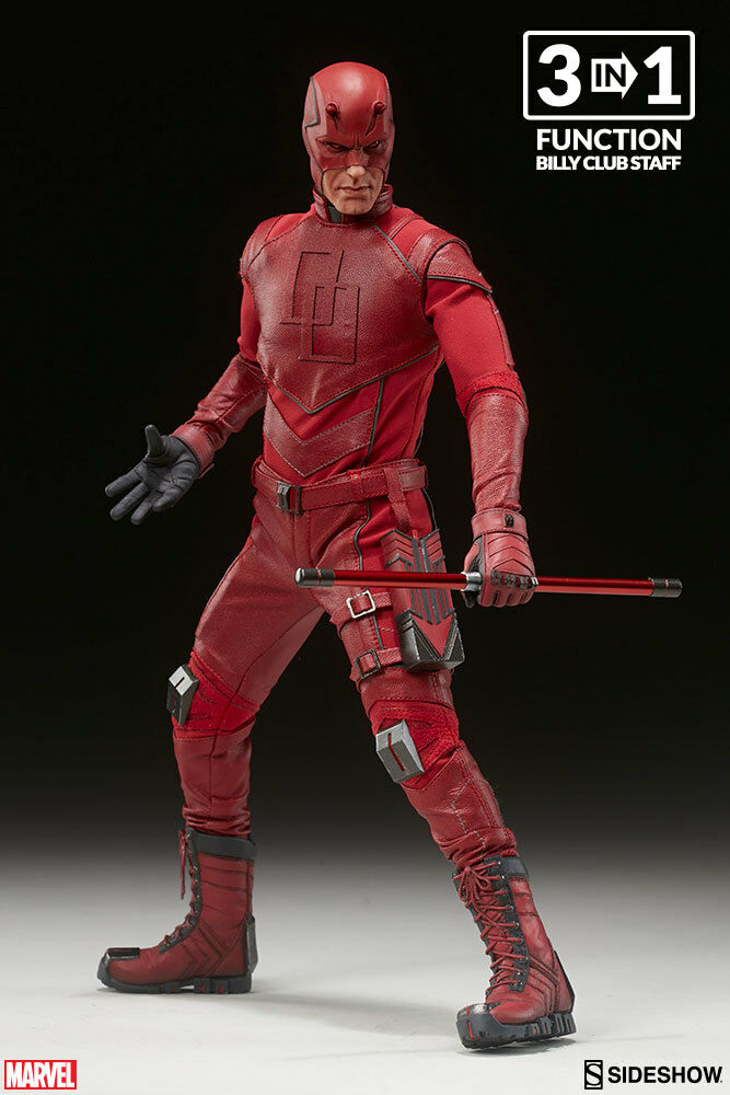 1 6 Sixth Scale Marvel Daredevil Figure 100344 Sideshow Collectibles