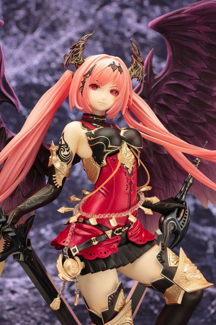 Kotobukiya Rage of Bahamut Dark Dark Dark Angel Olivia 1 8  figure New no box cefb72
