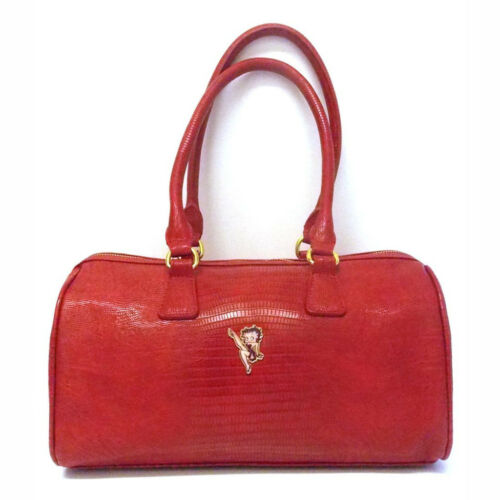 Betty boop handbag betty boop bronnie handbag red