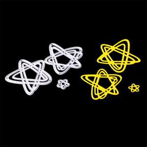 3pcs-Christmas-Double-Stars-Cutting-Dies-Stencils-DIY-Scrapbooking-Photo-Album-H