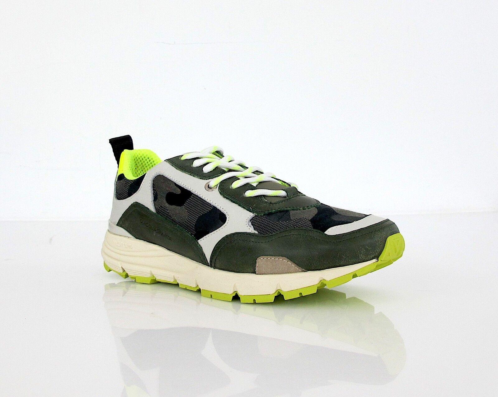 D'ACQUASPARTA scarpe/sneaker uomo BRUNELL U200 BM col.CAMOUFLAGE estate estate estate 2018 170d29