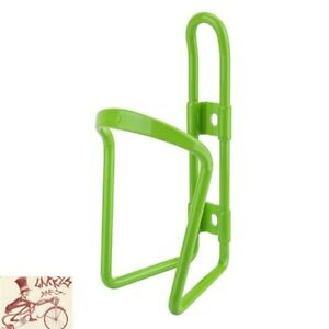 DELTA-ALLOY-6mm-GREEN-BICYCLE-WATER-BOTTLE-CAGE