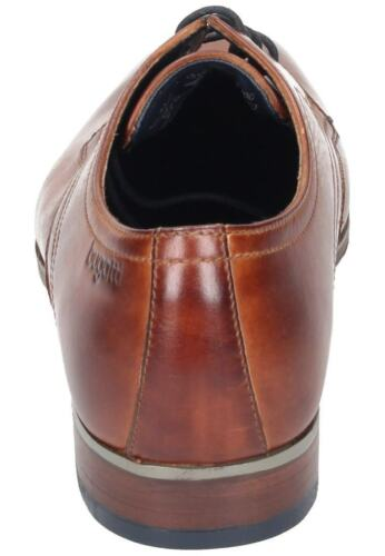 Bugatti u0815-pr1 Business con cordones zapatos abotinados zapatos caballero marrón talla 40-48 neu4
