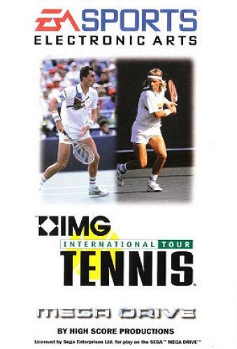 ## Sega Mega Drive - Img : Internacional Tour Tenis - Top / Md Juego ##