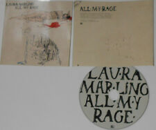 Laura Marling - All My Rage  - 2011 Promo CD Single