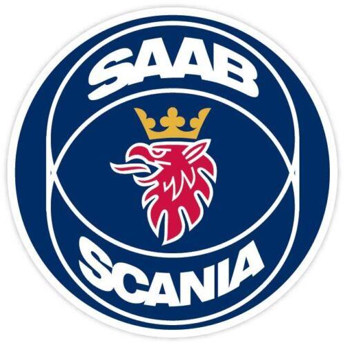 Saab Scania Vinyl Sticker Decal