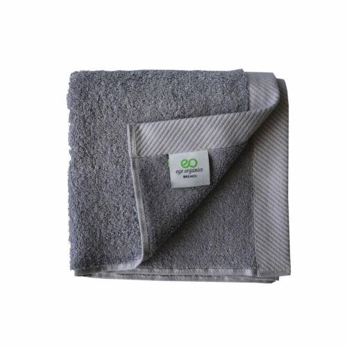 ege organics Frottee Gästehandtuch 30x50 cm Bio-Baumwolle