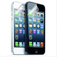 3PCS Anti-Glare Matte Screen Protector Guard Shield Cover Film For iPhone 5 5S