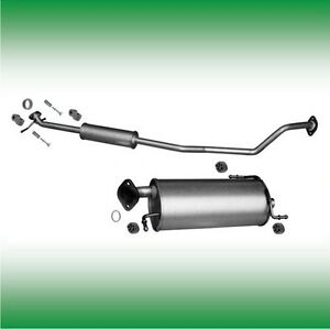 Montagesatz für Abgasanlage HJS 82 11 2319