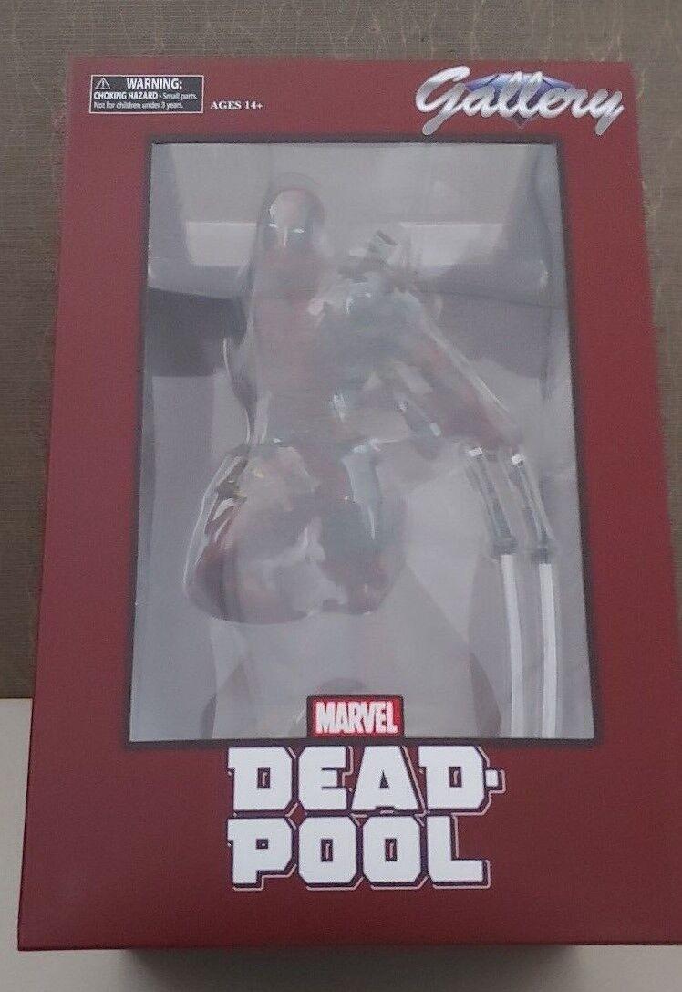 Marvel - galerie fr deadpool.