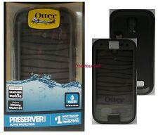Otterbox Preserver Waterproof Case for Samsung Galaxy S4, Carbon, 77-33792