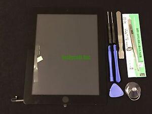 iPad-4-A1458-A1459-A1460-Black-Screen-Glass-Digitizer-Adhesive-Home-Flex-Tools