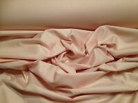 100%,Cotton Sateen Curtain Lining(Fade Resistant) Cream 137cm (4m Min)