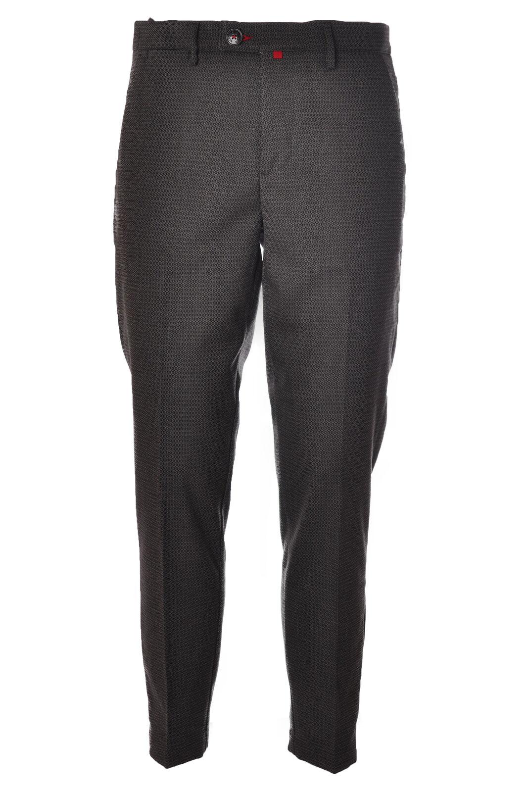 Baronio  -  Pants - Male - Grey - 2560226N173755