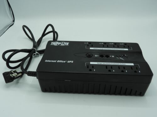 Tripp-Lite Battery Backup 550VA UPS /& Surge Protector