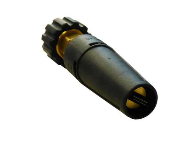 Jet Pipe Short Vario Nozzle 050 With M22 IG For Hochdruckpistolen Of Kärcher Etc