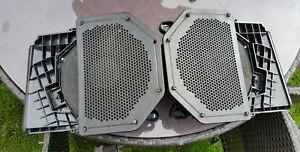 BMW-1-Serie-E81-E87-sous-siege-haut-parleurs-Paire-04-To-11