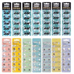 10X-Set-AG0-1-2-3-4-5-6-7-8-9-10-11-12-AG13-1-5V-Knopfzellen-Uhren-Batterie-Akku
