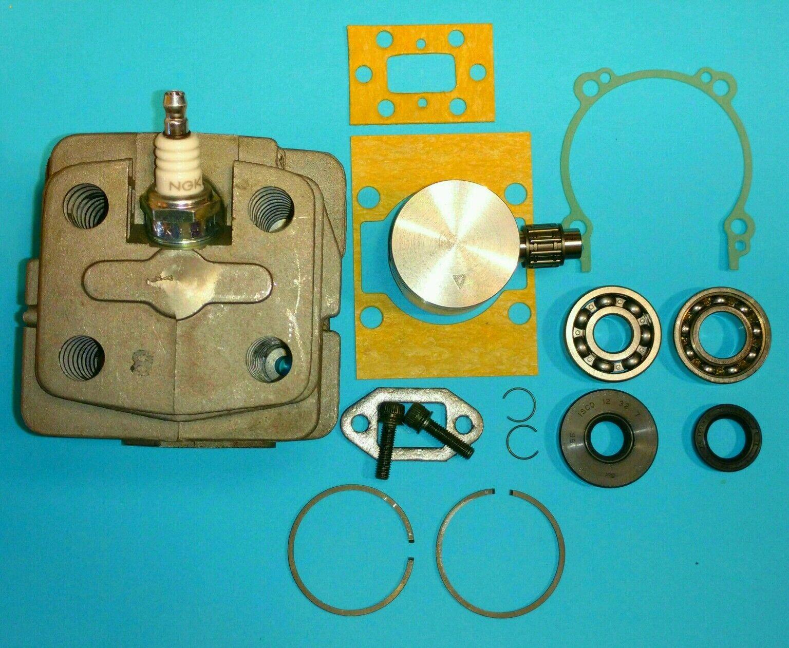 Eton 40 Motor E-TON Viper RXL-40E 40cc  41.5cc 40E Motor reconstruir Cilindro Nuevo  distribución global