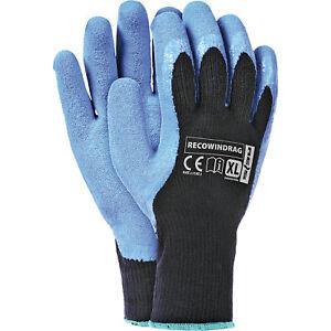 2 Paar SHOWA 451 THERMO Handschuhe Arbeitshandschuhe Winterhandschuhe 8M 9L 10XL