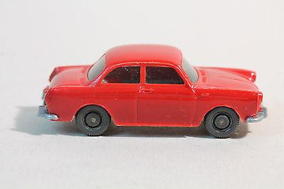 307 Tipo 1a Wiking Vw 1500 Berlina 1963 - 1973/rosso Vinaccia-mostra Il Titolo Originale Forte Resistenza Al Calore E All'Usura Dura