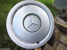 "Original Radzierblende Mercedes Radkappe Radkappe W201 190 D E A2014010224 14"""