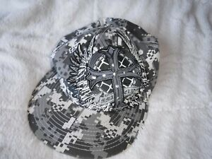 Pre-Owned-MMA-Elite-Size-Large-To-XLarge-Hat