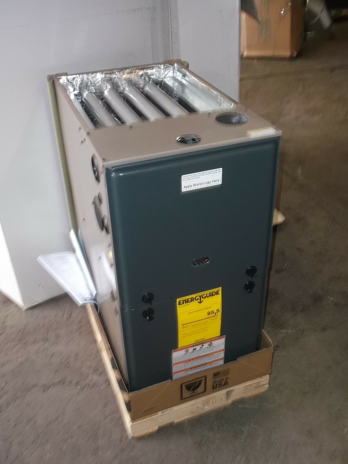 York Evcon 1 Stg Multiposition 100 000 Btu 95 Efficient Gas Furnace Honeywell L4064b Wiring Diagram Custom Norton Secured Powered By Verisign