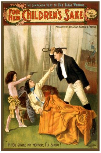 Theater Victorian POSTER.Stylish Graphics.Vintage art Room Decor.397i