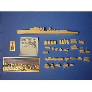 Escorteur D'escadre Refondu Conducteur De Flotille 1/700