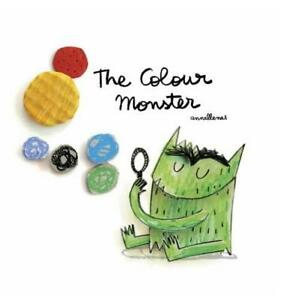 The-Colour-Monster-by-Llenas-Anna-NEW-Book-FREE-amp-Fast-Delivery-Paperback
