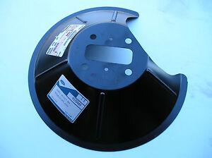 Ford Focus Mk1 ST170 N//S arrière disque Splash Bouclier origine FORD nouvelle partie 4176459