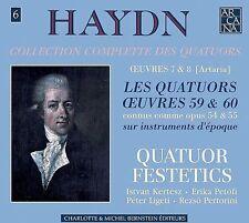 Quatuors a Cordes/Op.59 Et Op.60, New Music