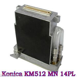 Original Konica KM512 MN 14PL Printhead Konica Minolta 512