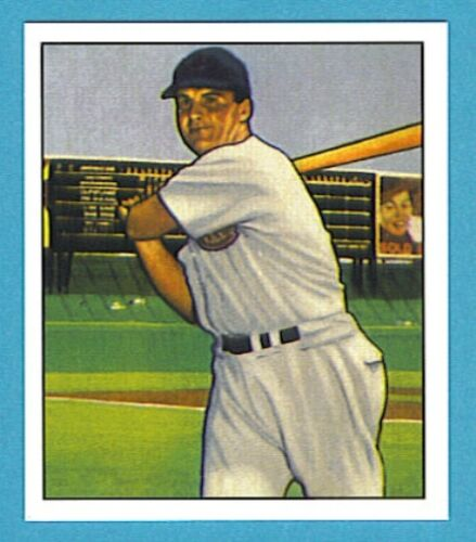 1950 Bowman Baseball Reprint Set ROBINSON FELLER SPAHN BERRA WILLIAMS BAUER RC