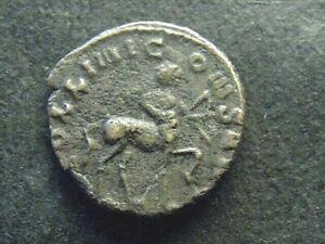ROMAINE-GALLIEN-253-268-ANTONINIEN-AU-BESTIAIRE-CENTAURE-ROME-AN-267-268