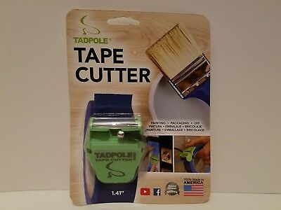 """Moving Tadpole 2/"""" Tape Cutter Painting or DIY   #TAD 200  NEW"""
